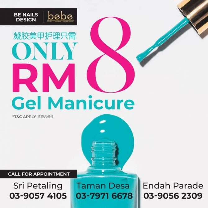 Be Nails Design